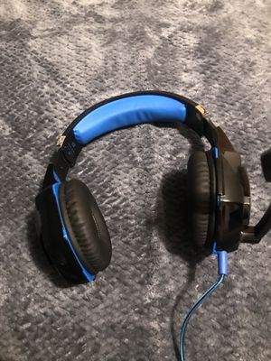 KOTION EACH G2000 GAMING HEADPHONES for Sale in Chicago, IL