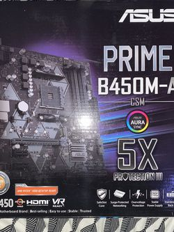 Asus Prime B450M-A for Sale in West Haven,  CT