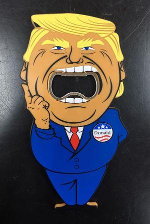 Trump Bottle Opener & Magnet for Sale in New York, NY