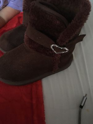 Little Girls boots 👢 size 8 for Sale in Perris, CA