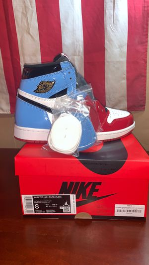 NIKE AIR JORDAN 1 HIGH OG FEARLESS VERY LIMITED for Sale in Miami, FL