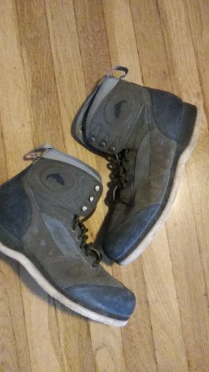 SIMMS fishing wading boots size 11 for Sale in Spokane, WA