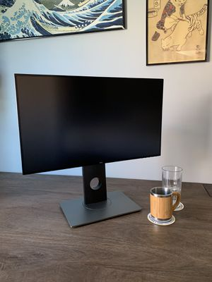 """Dell 25"""" 1440p 60hz 5ms LED IPS Monitor for Sale in Vista, CA"""