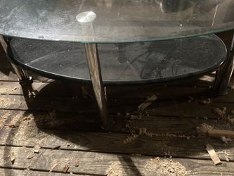 Glass Coffee Table for Sale in Marysville,  WA