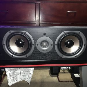 Polk audio CS 10 center speaker for Sale in San Jose, CA
