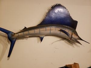 Sailfish mount for Sale in Dublin, OH