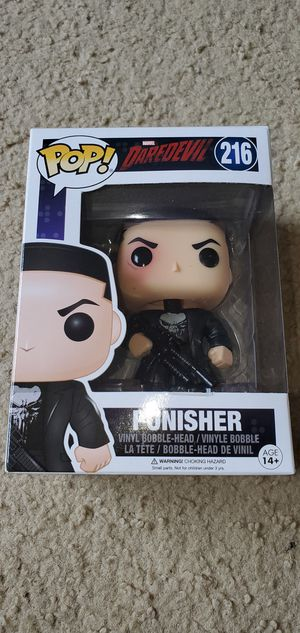 The Pinisher Netflix Daredevil Funko Pop for Sale in Kissimmee, FL