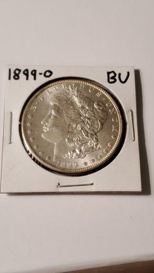 1899-O Morgan Silver Dollar Uncirculated BU for Sale in Cramerton, NC