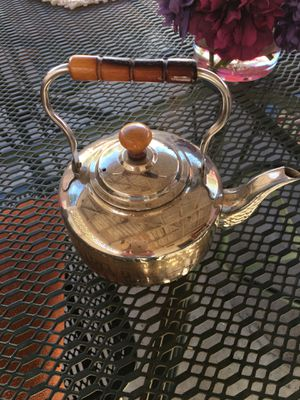 Stainless steel tea kettle for Sale in Los Angeles, CA