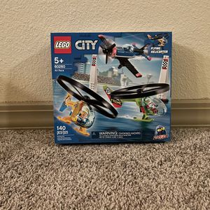 LEGO City 60260 Flying Helicopter Air Race for Sale in Humble, TX