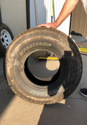 PROCOMP all-terrain tire for Sale in Fresno, CA