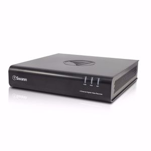 Swann DVR4-4350 TVI 4 Channel HD 720p Security DVR without Hard Drive for Sale in Palm Springs, CA