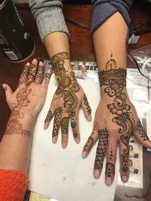 Henna- Mehandi- Temporary Tattoo for Sale in McLean, VA