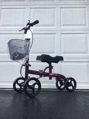 Crutch Alternative scooter (New) for Sale in Stow, OH