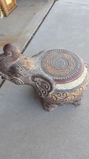 Ceramic elephant for Sale in Gilbert, AZ