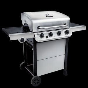 Used 4 burner BBQ no tank included for Sale in Chelan, WA