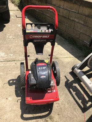 Troy Built Pressure Washer for Sale in Monroeville, PA