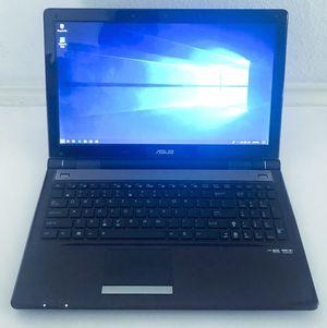 Asus u50a laptop, intel, 4gb ram, 80gb hd, hdmi, win10, office16 for Sale in Plano, TX
