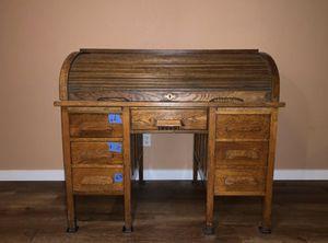 Antique Roll Top Writers / secretary Desk for Sale in Kent, WA
