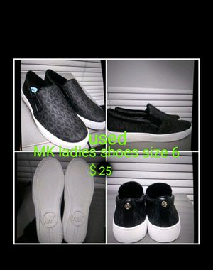 Michael Kors used shoes size 6 for Sale in Jacksonville, FL