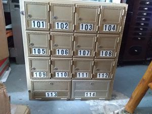Mail boxes for Sale in Pompano Beach, FL