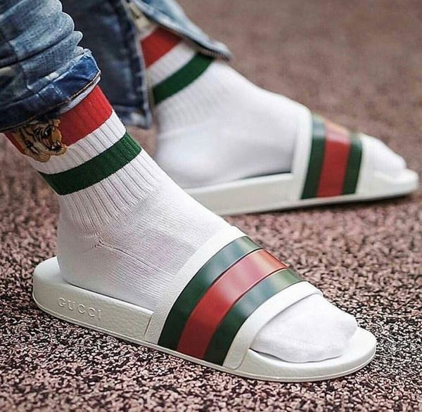 ffe259f3a Gucci Flip Flops WHITE 72 pursuit for Sale in Clearwater, FL - OfferUp