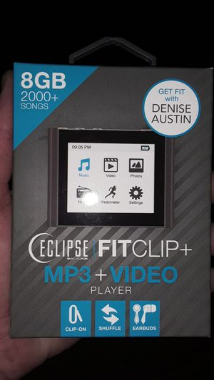 Eclipse by JLab MP3+Video Player 8GB for Sale in Gresham, OR