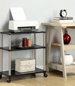 New!! Mobile office caddy, office cart, printer stand, organizer, office furniture for Sale in Phoenix, AZ