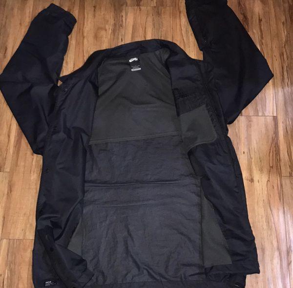 Nike SB black coach windbreaker jacket for sale !!!