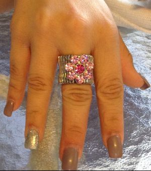 Floral ring osfa for Sale in Port St. Lucie, FL
