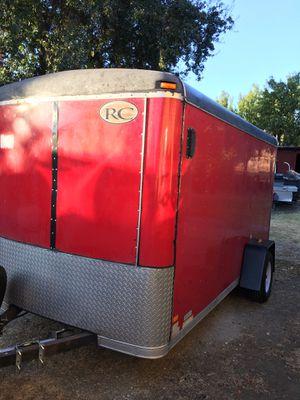 6x12 enclose trailer for Sale in Antioch, CA