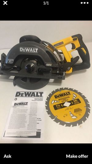 Dewalt 60v flex tool only tool only for Sale in Union City, CA