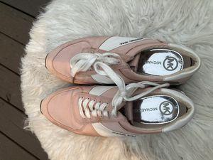 Michael Kors tennis shoes size 8 $29 for Sale in Marietta, GA