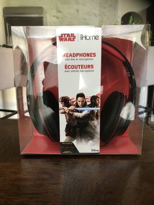 iHome Star Wars head-phones new in box (lot of 50) for Sale in Fulton, MD
