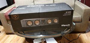Klipsch rp 450c center channal speaker for Sale in Lilburn, GA