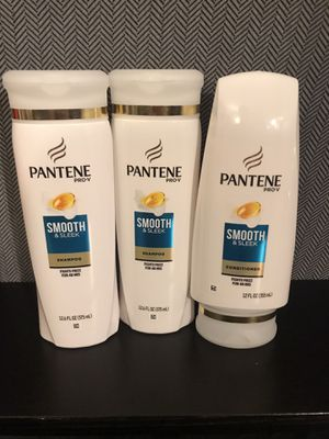 Pantene Shampoo + Conditioner for Sale in Chesterfield, MO