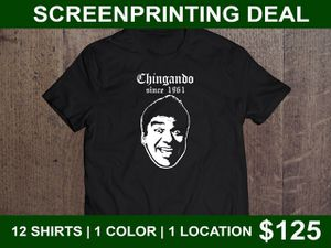 Screen Printing for Sale in Chino, CA