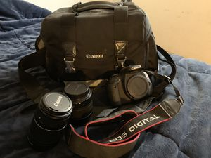 Canon t3i bundle for Sale in BALTIMORE, MD