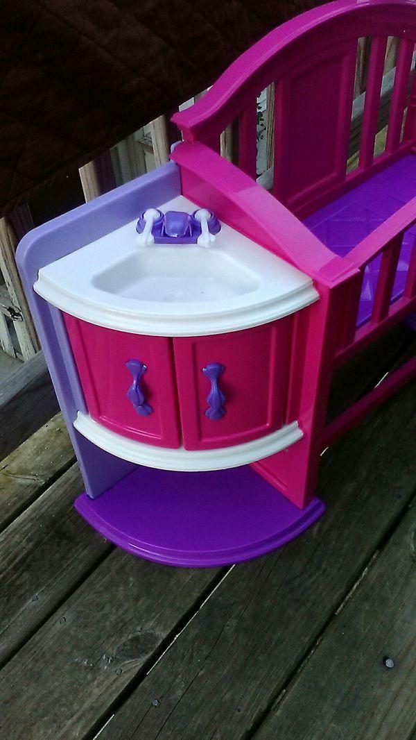 Children's Play Nursery Kitchen Set