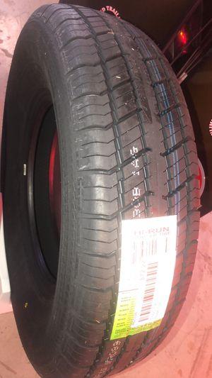 ST225 75 R15 10-ply LOad range e trailer tires brand new @TrailerPartsUnlimited Huntsville TX for Sale in Huntsville, TX