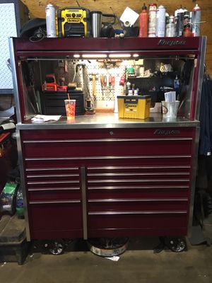 Snap on tool box for Sale in Lynn, MA