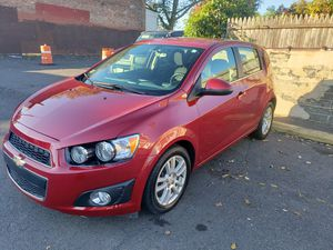 2016 chevy sonic LT 42k miles rebuilt title for Sale in Philadelphia, PA