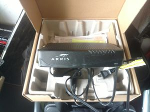 Arris Cable Modem (TM722G/CT) for Sale in Roscoe, IL