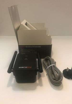 N300 WIFI EXTENDER! for Sale in Winter Haven, FL