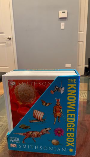 Smithsonian's The Knowledge Box for Sale in Chicago, IL