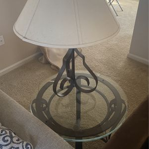 Free Two Lamps And Stands for Sale in Orange City, FL