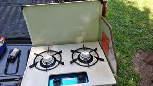 2 burner cook stove.from a popup camper for Sale in Newport, NC