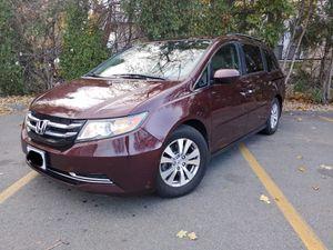 Honda Odyssey 2015 EX - Like new for Sale in Everett, MA