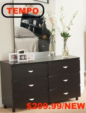 Dresser, Espresso for Sale in Fountain Valley, CA