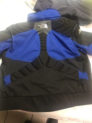 Northface jacket XL and original Jersey for Sale in UNIVERSITY PA, MD